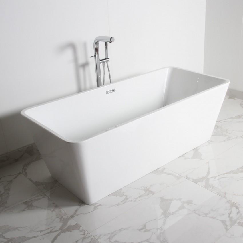 Акриловая ванна: особенности материала, практические советы по применению и установке (160 фото)