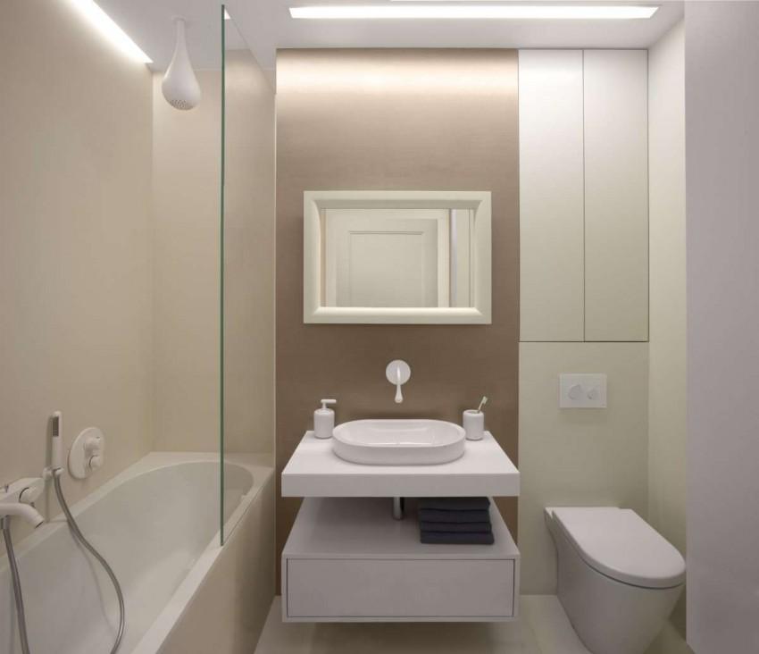 Дизайн ванны 2 кв. м.: планировка, особенности размещения основных элементов и зон (125 фото)
