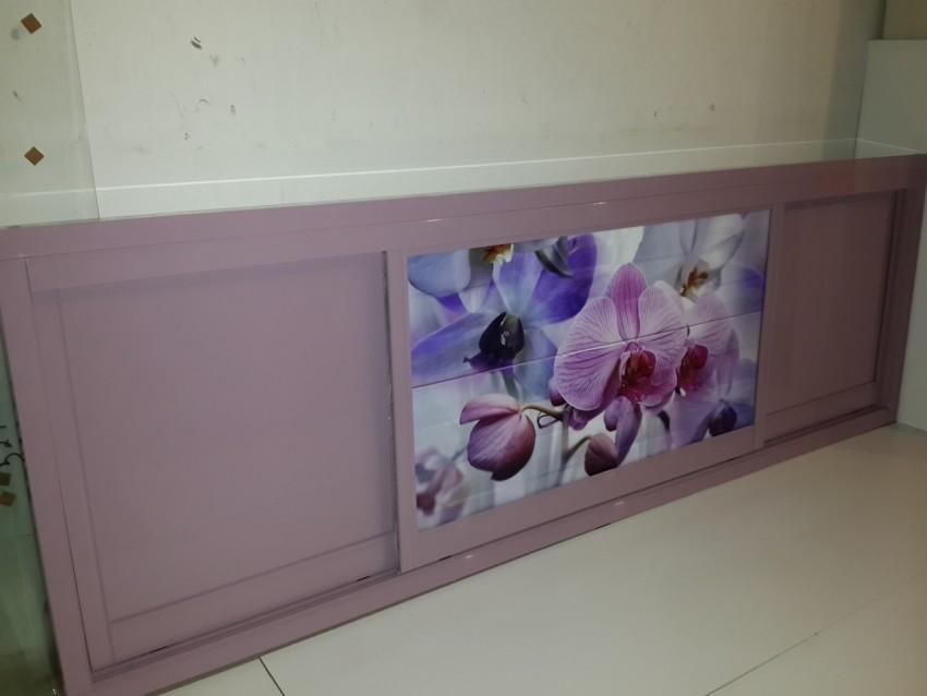 Экран для ванной: советы по подбору и украшению стильного экранирования ванной (135 фото)