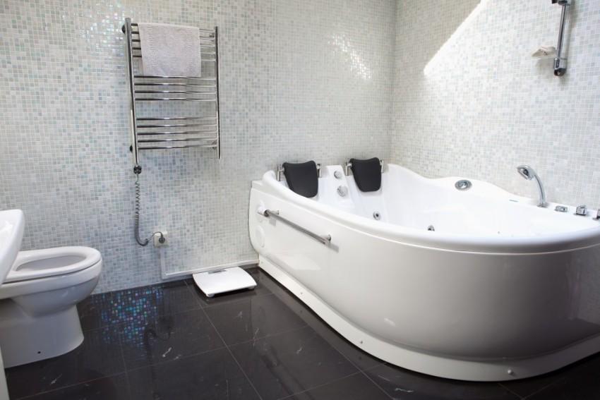 Гидроизоляция пола в ванной своими руками - современные технологии, лучшие материалы и конструкции (85 фото)