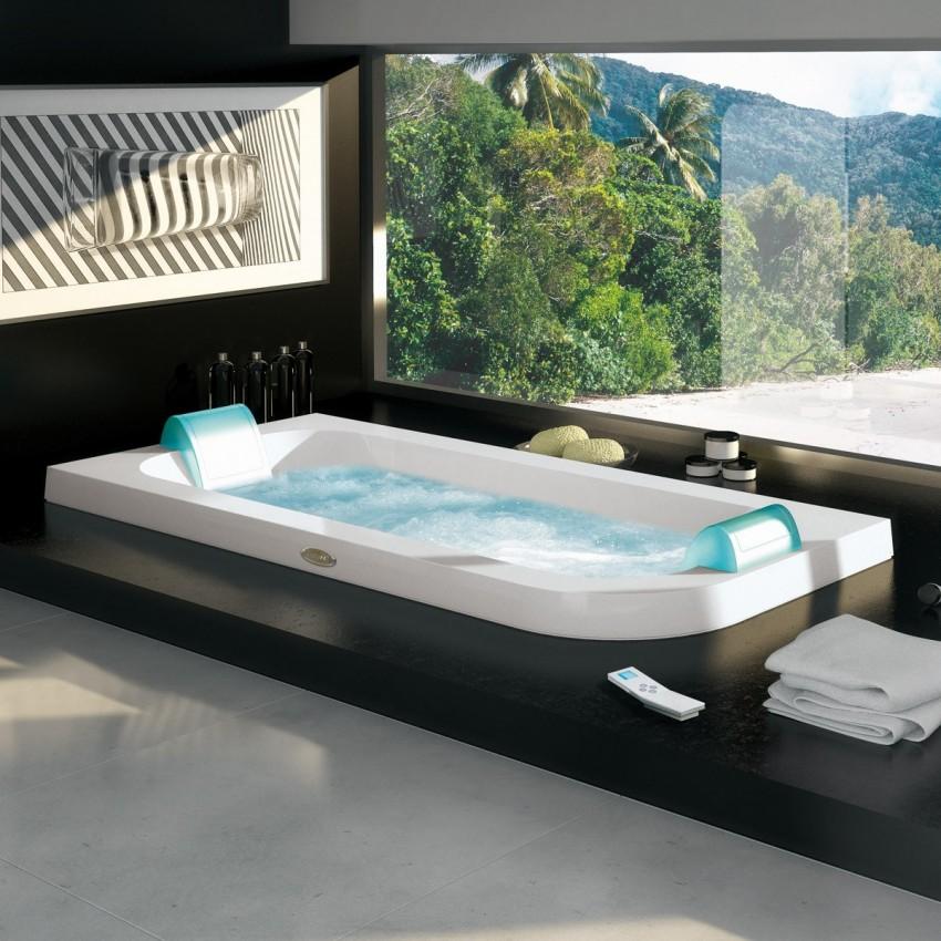 Гидромассажная ванна - особенности современных ванн и их принцип действия устройства (90 фото)