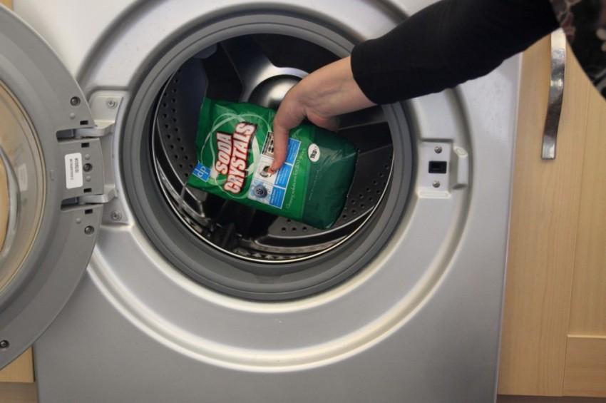 Как очистить стиральную машину своими руками - правильный подбор оптимального состава из подручных средств (80 фото)