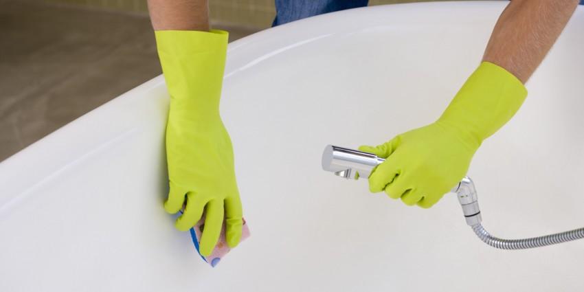 Как отбелить ванну - лучшие средства и рекомендации для отбеливания в домашних условиях (95 фото)