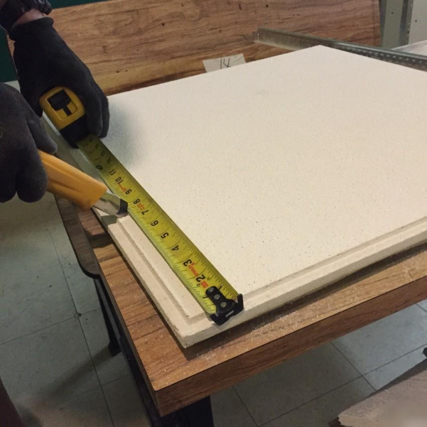Как резать плитку - советы профессионалов по работе и последующей обработке края (85 фото)