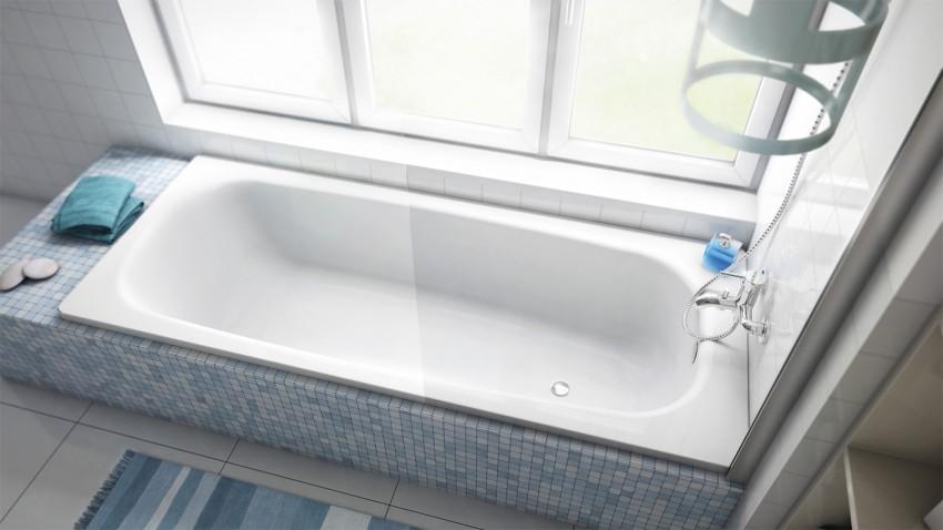 Отличие акриловой ванны от стальной