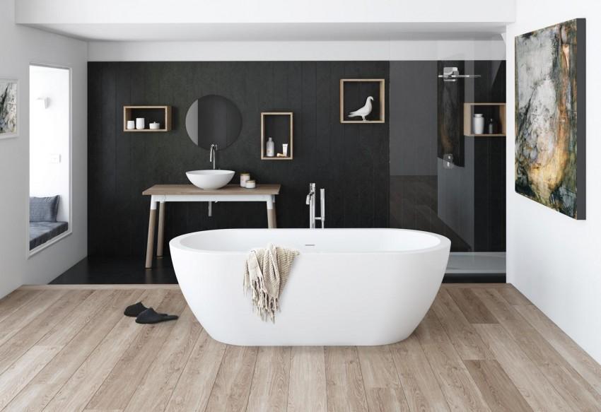 Как выбрать ванную: критерии выбора, разновидности и правильный подбор материалов (100 фото)