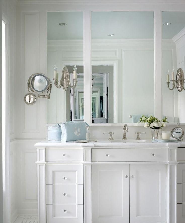 Комплект мебели для ванной: подбор оптимальных сочетаний и подбор основных элементов (100 фото-идей)