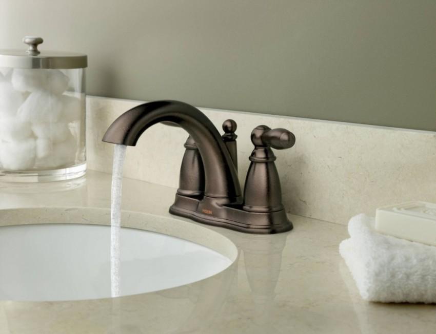 Комплект смесителей - как подобрать стильный комплект подходящий под дизайн интерьера ванной комнаты (120 фото)