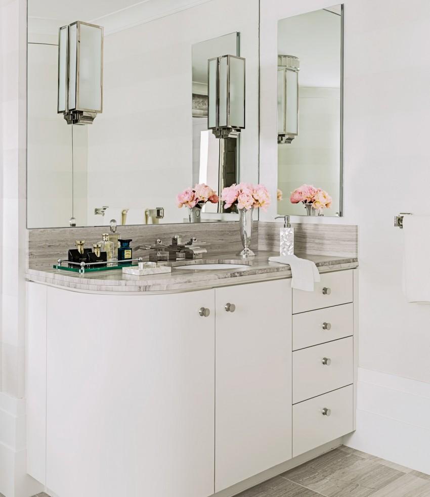 Маленькая ванная - советы по обустройству и оригинальному дизайну для небольших ванных комнат (85 фото)