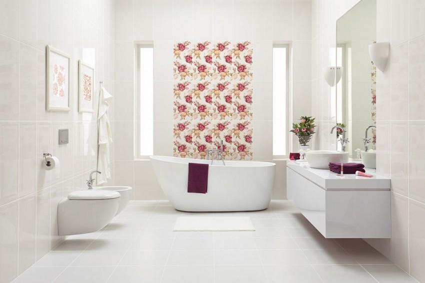 Матовая ванная - правила применения матовых поверхностей и особенности сочетания материалов (140 фото-идей)