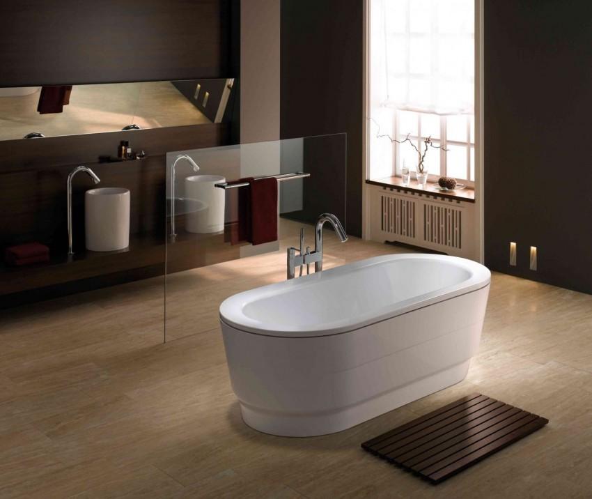 Металлическая ванная: особенности и преимущества установки и использования (95 фото)