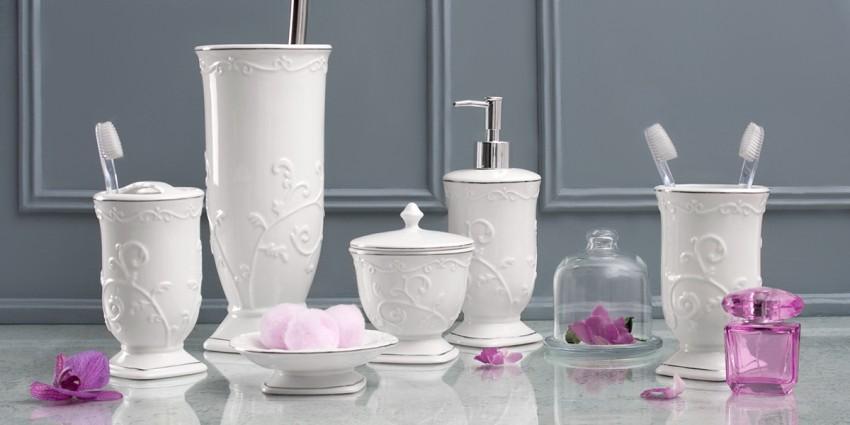 Набор для ванной комнаты: стильные аксессуары и подбор идеальных решений для разных вариантов дизайна (70 фото)
