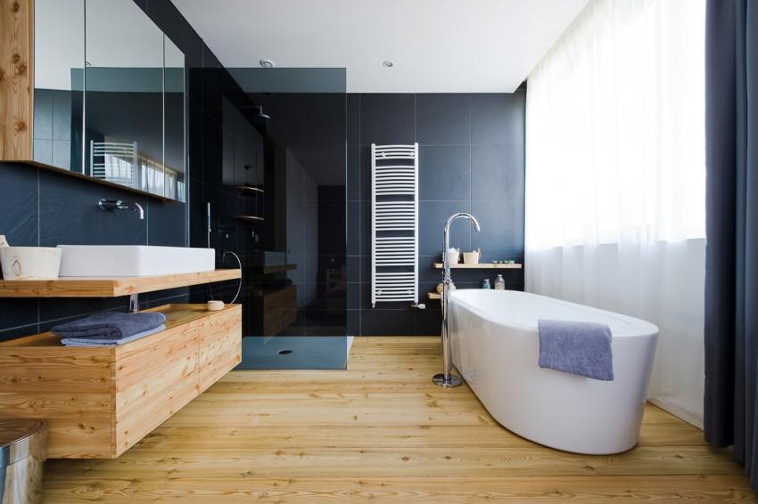 Оформление ванной - 145 фото оптимальных идей и решений по дизайну и украшению