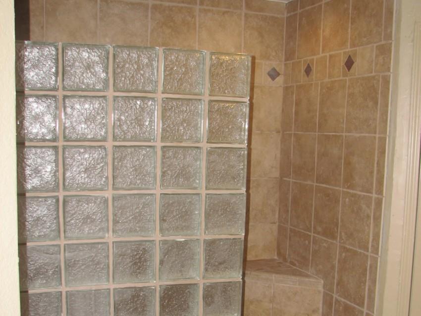 Перегородка для ванной - рекомендации по подбору материалов и монтаж лучших моделей (145 фото)