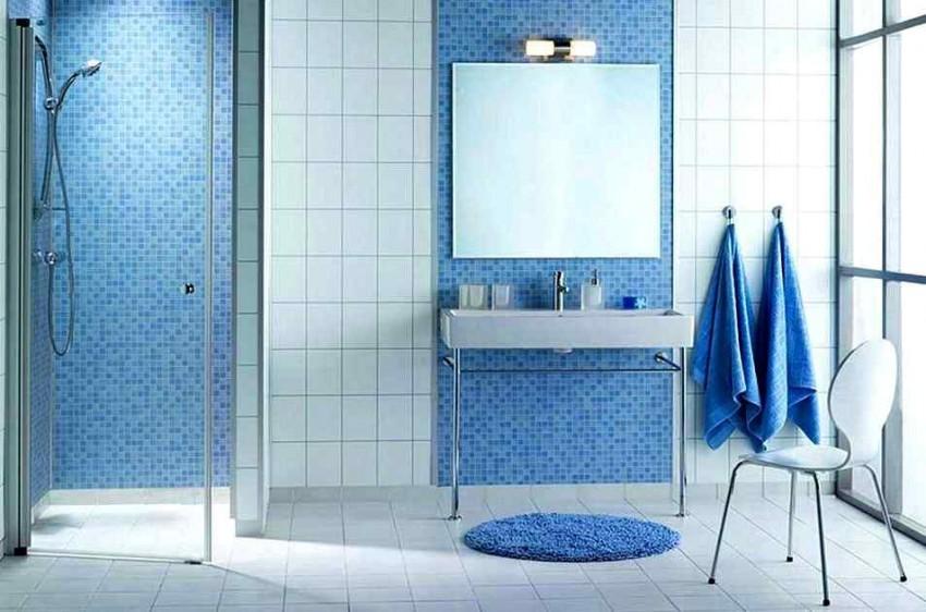 Плитка для ванной в Леруа Мерлен: виды оформления и модели из последних каталогов (80 фото)