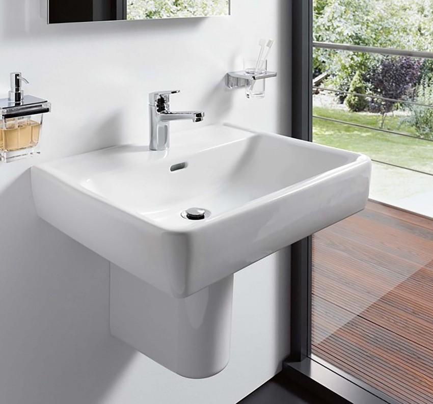 Подвесная раковина для ванной комнаты: подробная инструкция по подбору и установке (85 фото)