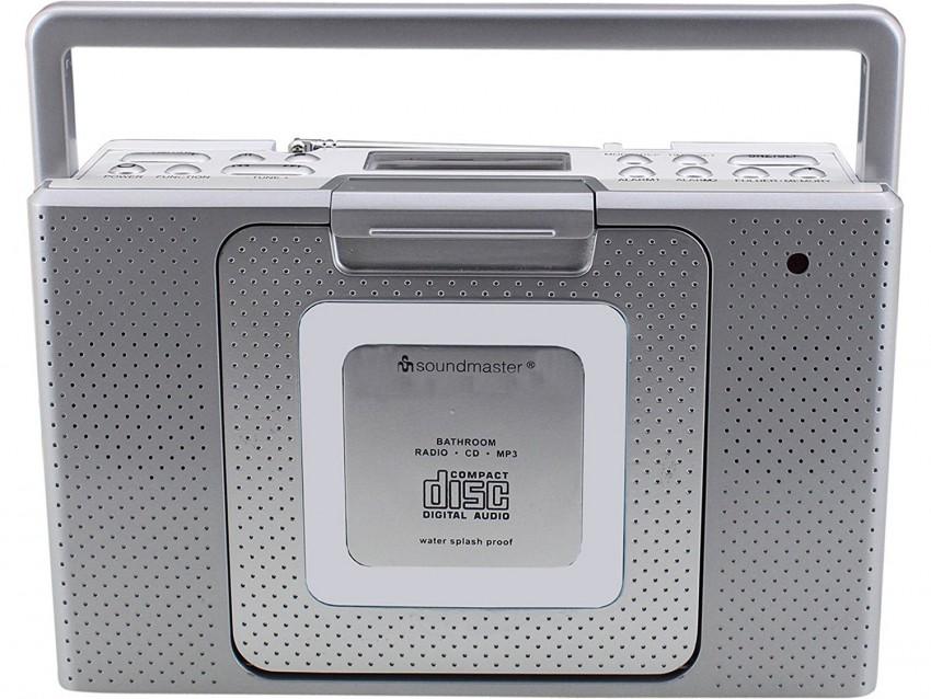 Радио для ванной: встраиваемые и переносные разновидности радиоприемников (70 фото)
