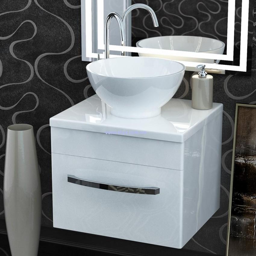 Шкаф в ванную - навесные, зеркальные и угловые варианты. 115 фото шкафов и пеналов