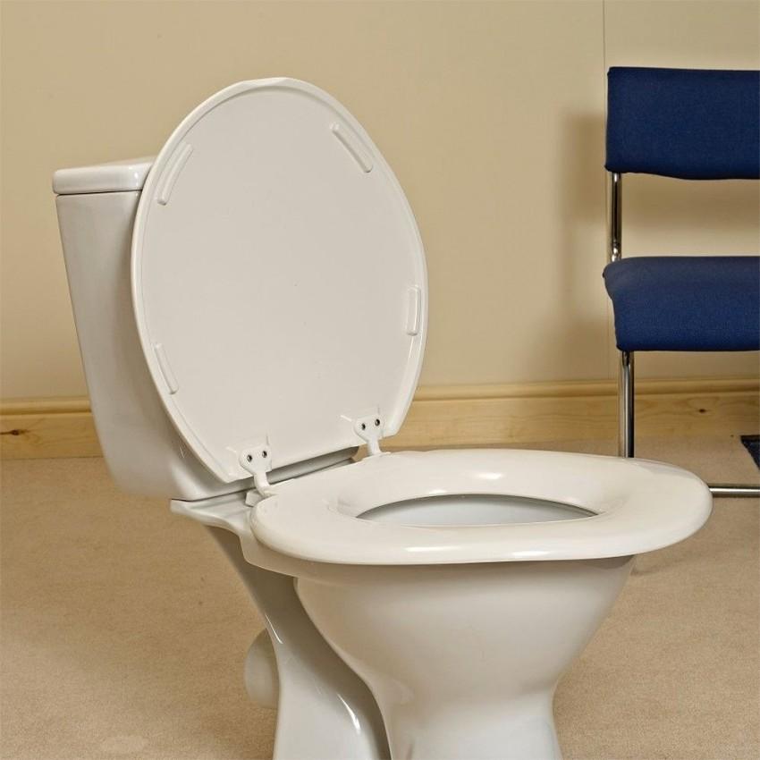 Сиденье для унитаза - виды, особенности, сборка и установка. 100 фото оптимальных моделей