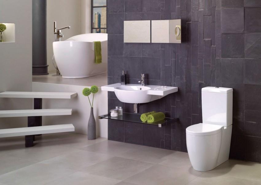 Совмещенная ванная - лучшие идеи дизайна и подбор оптимальных идей для санузла (105 фото)