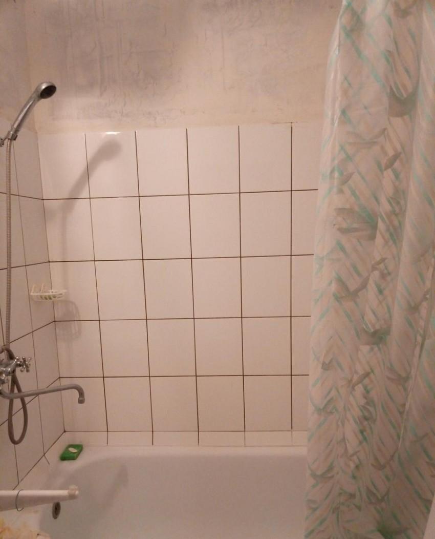 Старая плитка в ванной - демонтаж, обновление и идеи по украшению. 120 фото лучших проектов