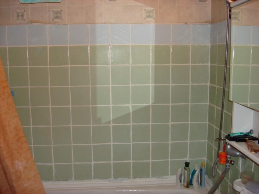 старая плитка в ванной как вдохнуть новую жизнь в старую плитку