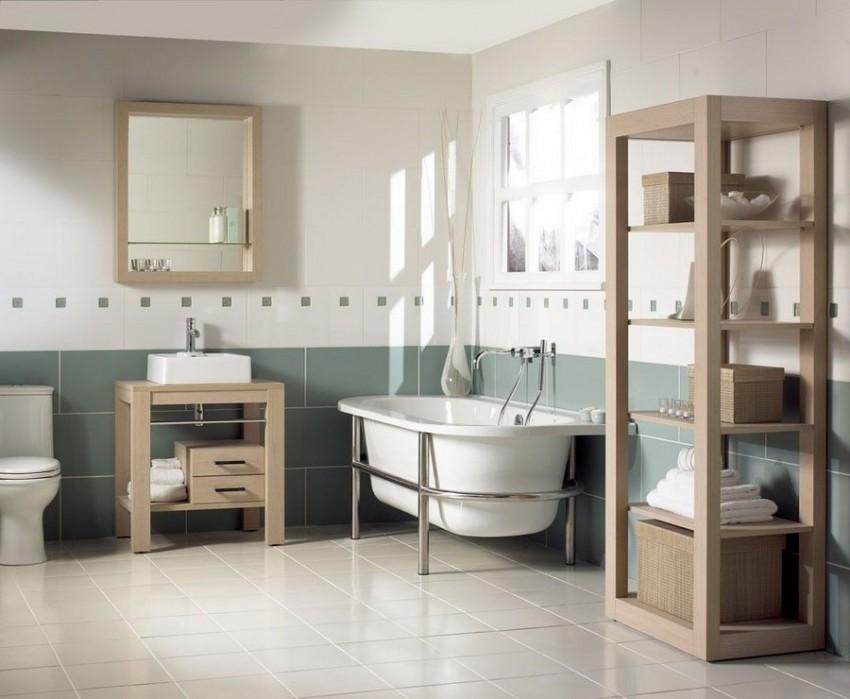 Стили мебели для ванной: описание проектов и лучшие идеи для ванных комнат (90 фото)