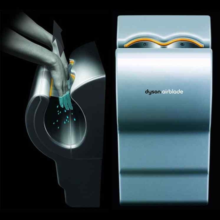 Сушилка для рук dyson airblade mk2 купить насадку на dyson