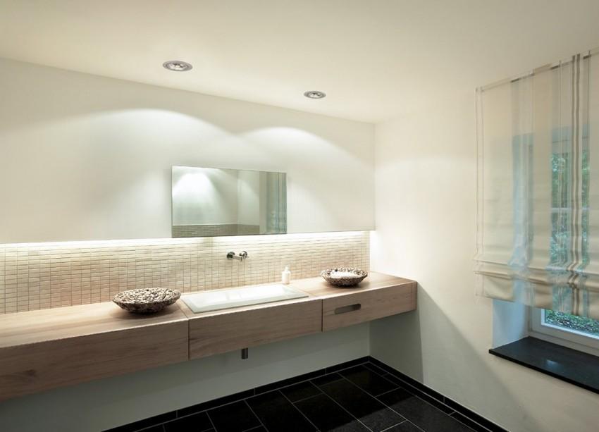 Светлая ванная: советы по созданию элегантного и сдержанного стиля. 105 фото особенностей оформления