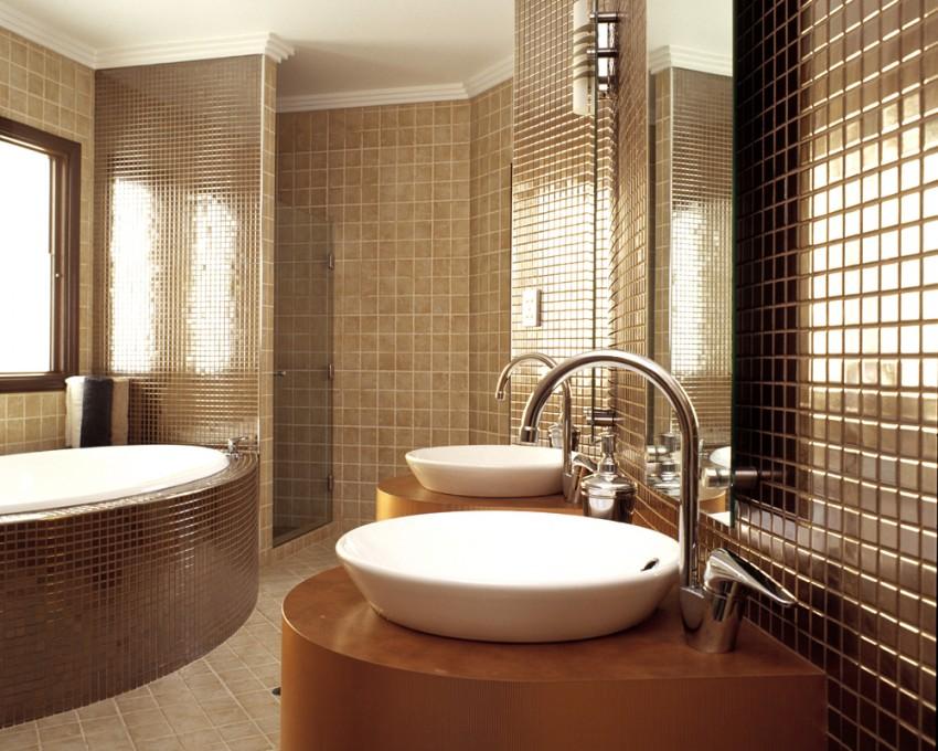 Цвет плитки в ванной: 115 фото-идей как не ошибиться и найти оптимальный вариант