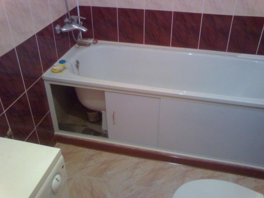Течь ванной - 105 фото определения причин и работ по эффективному устранению своими руками