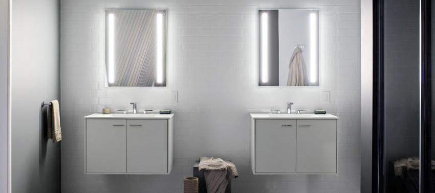 Тумба для ванной - какую выбрать? 100 фото современного дизайна. Обзор лучших новинок 2018 года!