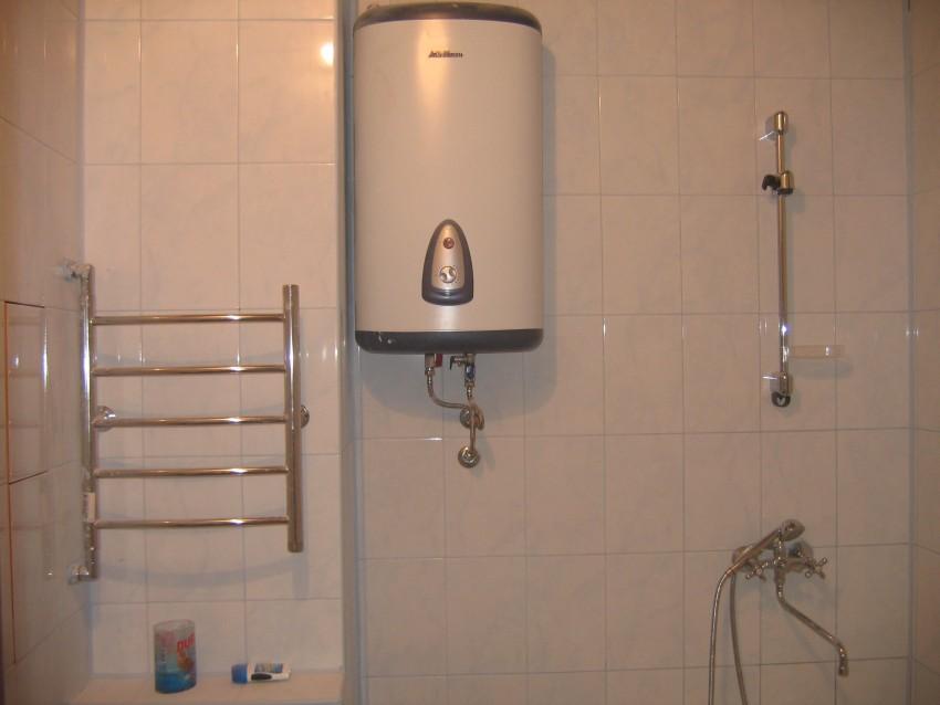 Установка водонагревателя - особенности применения современных креплений (85 фото)