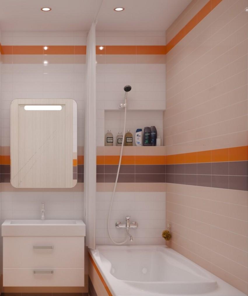 Ванная 3 кв. м. - 120 фото идеальных решений дизайна для ванных комнат скромных размеров