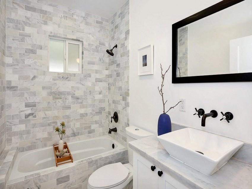 Ванная 5 кв. м.: лучшие идеи планировки и готовые интерьеры. 145 фото вариантов современного стиля