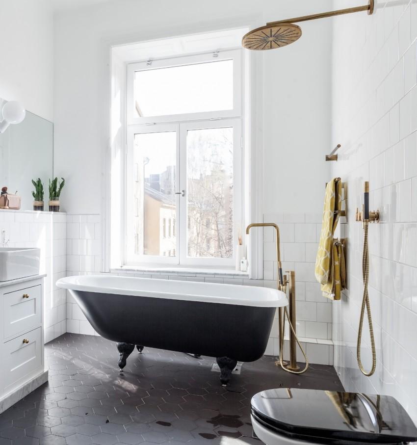 Ванная 6 кв. м.: 145 фото вариантов стильного дизайна и современных идей украшения