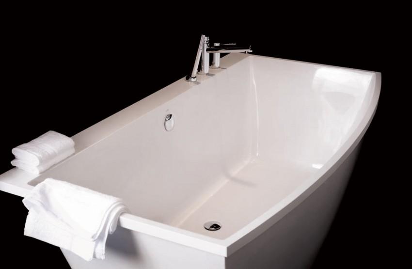 Ванная из искусственного камня - особенности реализации проекта и пошаговая инструкция по укладке (95 фото)