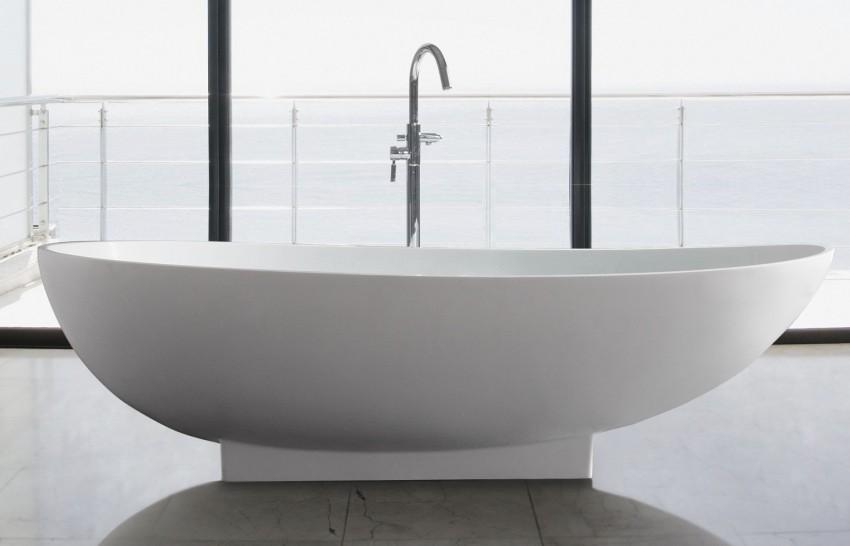 Ванная из камня: особенности применения искусственного и натурального камня (135 фото-идей)