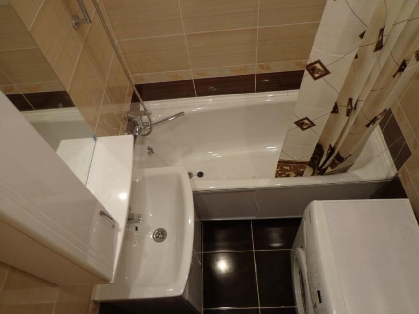 Ванная в квартире - советы по дизайну и обустройство всего доступного пространства (145 фото)