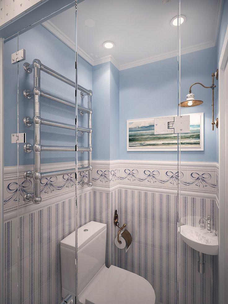 Ванная в морском стиле - тонкости применения стиля и рекомендации по оформлению. 150 фото лучших сочетаний