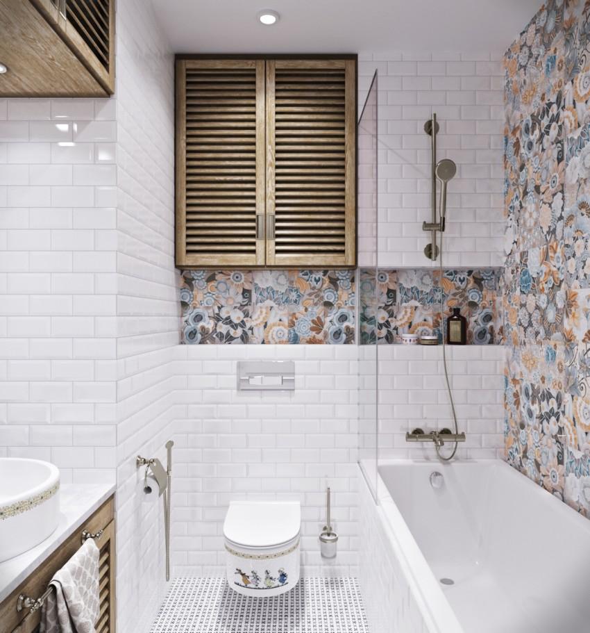 Ванная в стиле прованс: 115 фото лучших идей дизайна и вариантов оформления