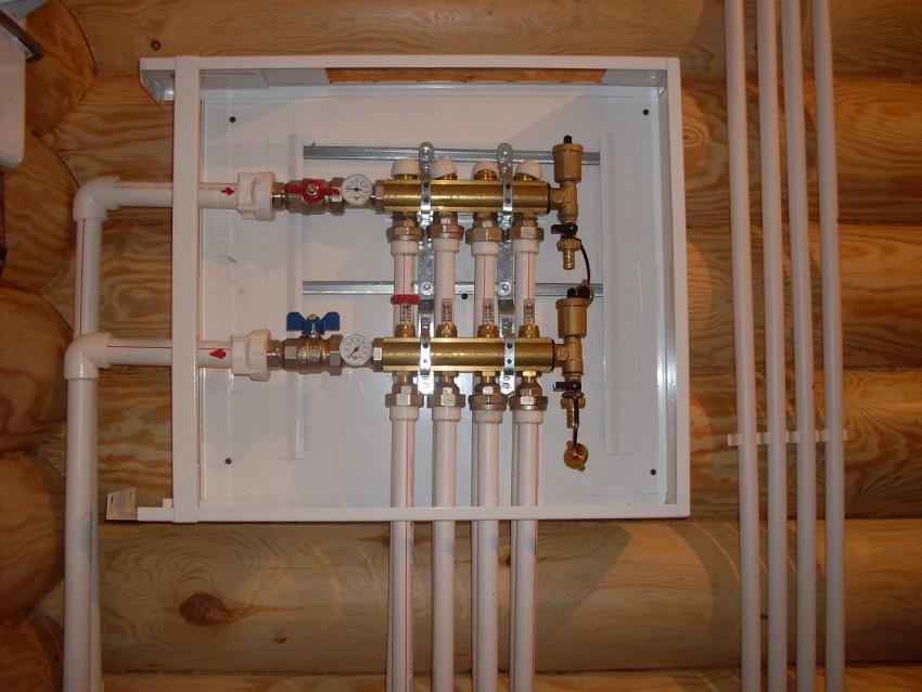 Водопровод в квартире - схемы разводки, проектирование и установка своими руками (90 фото)
