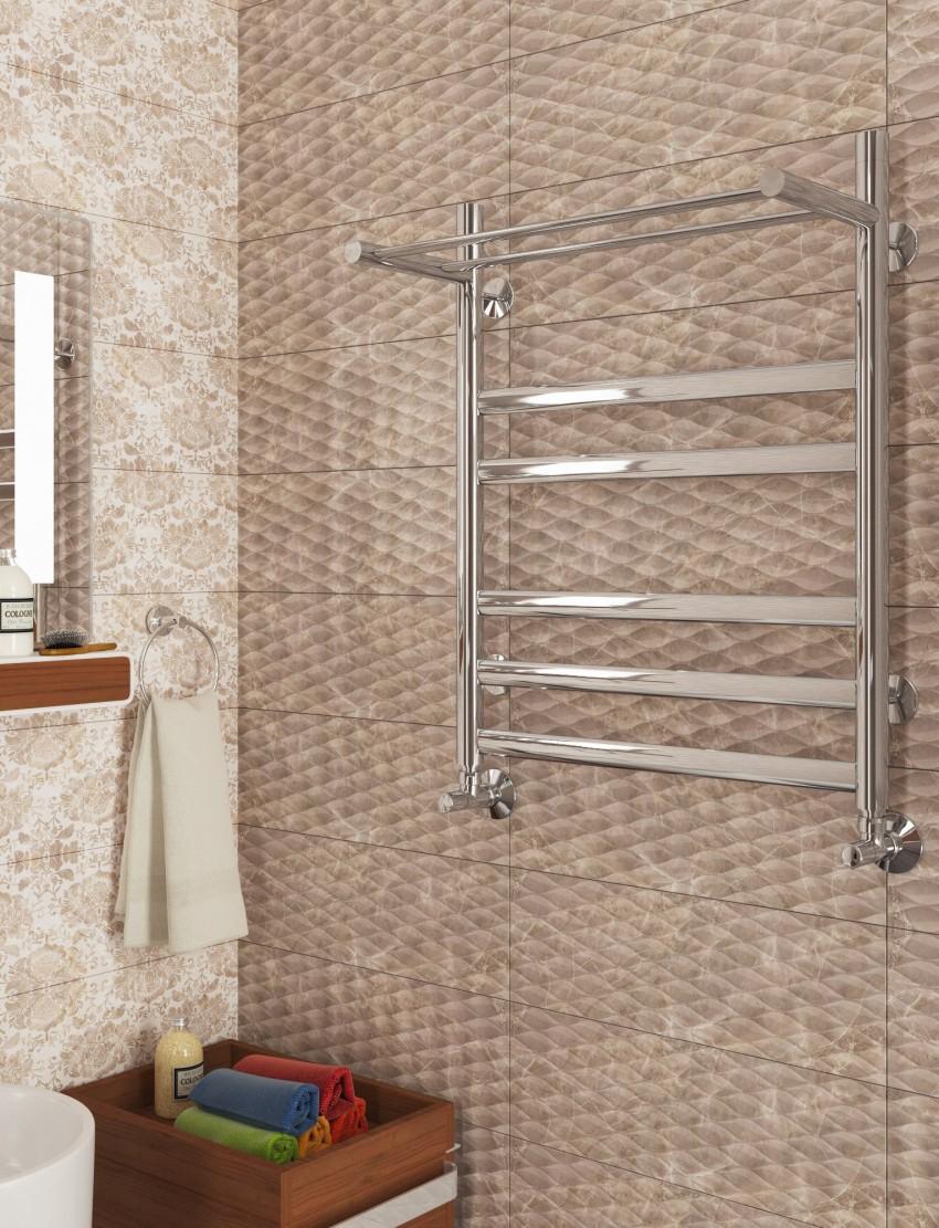Водяной полотенцесушитель - особенности выбора и преимущества использования (95 фото)