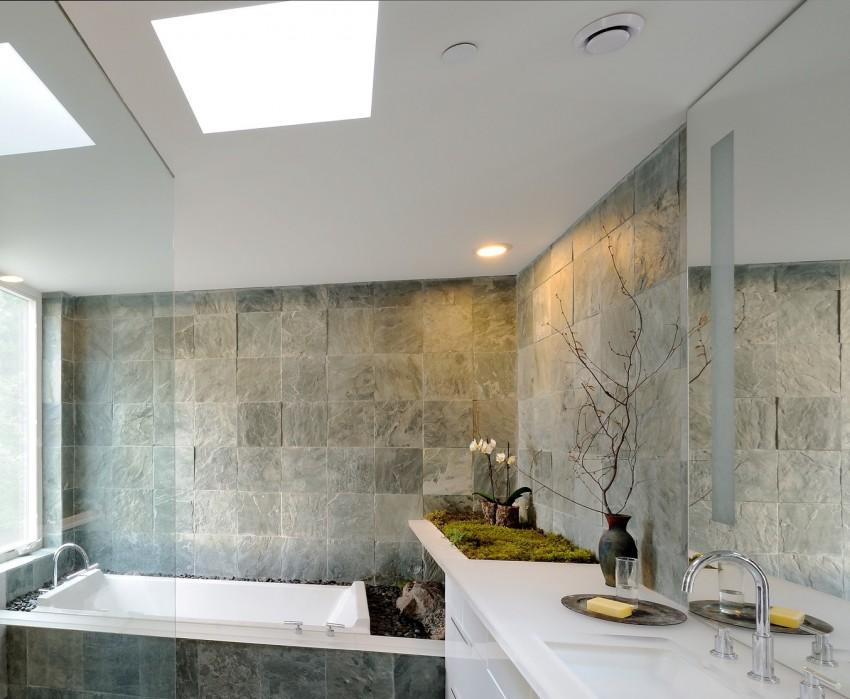 Вытяжка в ванную - выбор и установка лучших современных моделей (100 фото)