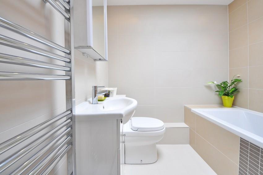 Желтый налет в ванной - качественная очистка в домашних условиях своими руками (75 фото)