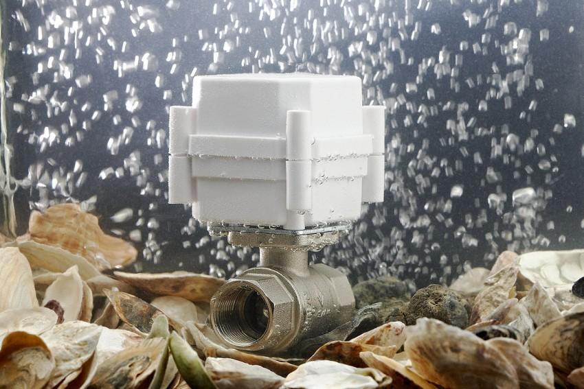 Защита от протечек - обзор современных систем, их виды, параметры и особенности установки (90 фото)
