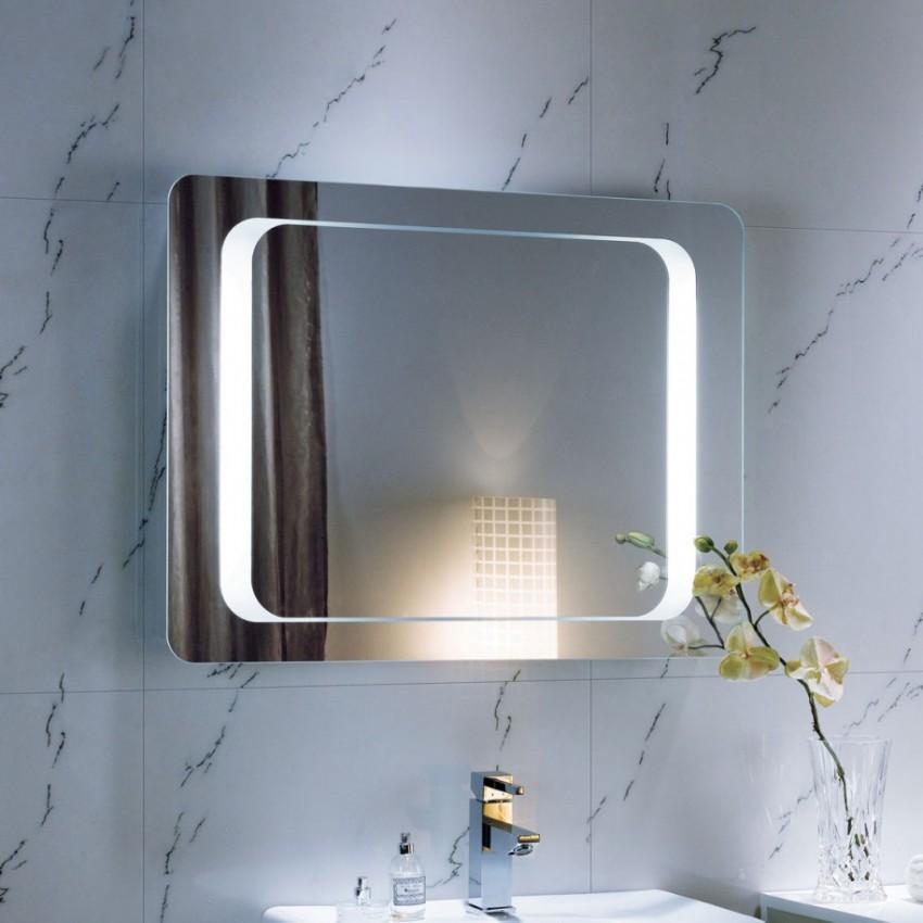 Зеркало в ванную: 80 фото современных идей и лучшие новинки 2018 года