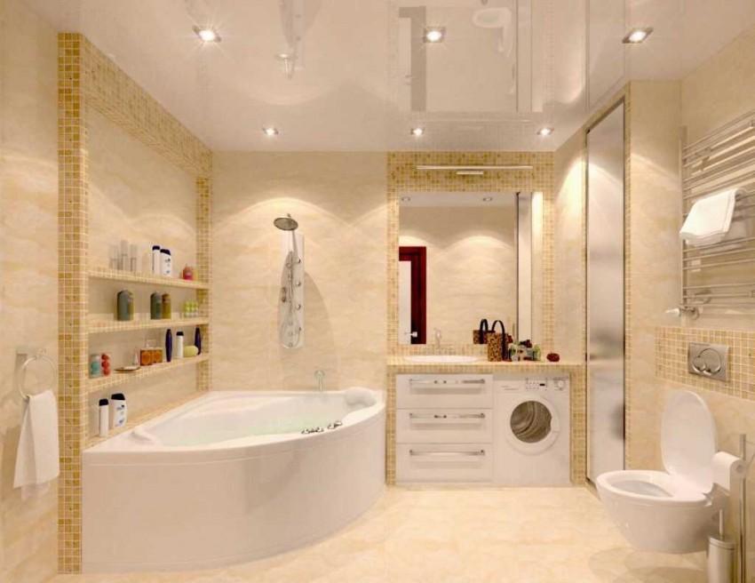 Установка ванной: простая пошаговая инструкция по монтажу и подводу коммуникаций (95 фото)