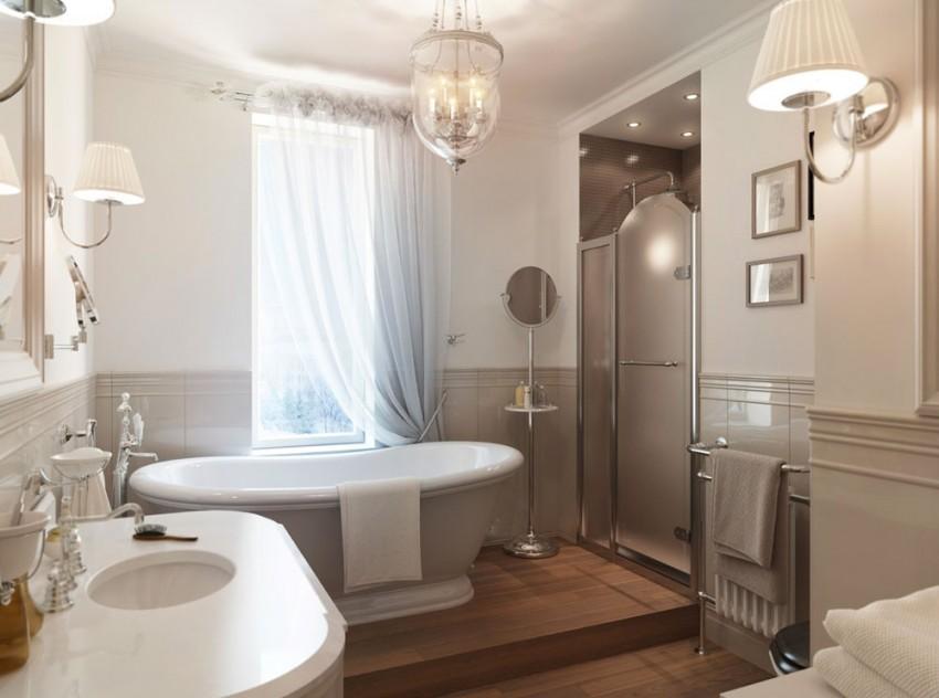 Красивая ванная комната - современные идеи и стильные примеры украшения ванной. 125 фото идей оформления
