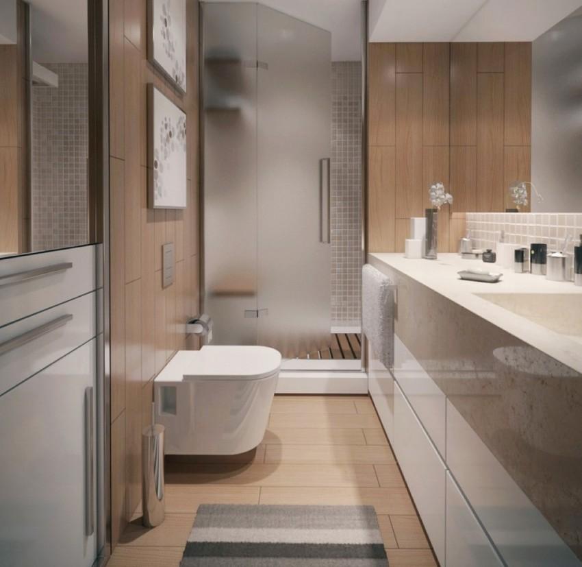 Современная ванная - 130 фото дизайна, обзор функционального интерьера и лучшие идеи оформления
